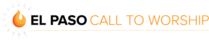 El Paso Call To Worship Retina Logo